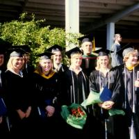 Class of 1997 Phyisican Assistant Program Graduates and Faculty