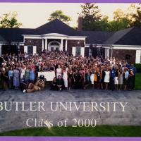 Portrait of Butler University Physician Assistant Program Class of 2000