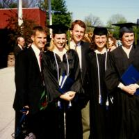 Class of 1997 Physician Assistant Program Graduates