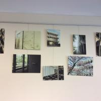 Art Exhibit of New Photographs of Irwin Library