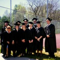 Class of 1997 Phyisican Assistant Program Graduates