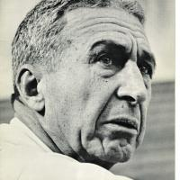 Winter 1966 issue of <em>The Butler Alumnus</em> featuring Tony Hinkle