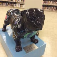 LASsie (BU College of Liberal Arts & Sciences Bulldog)
